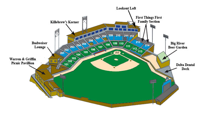 Baseball Field Diagram With Seats Complete Wiring Diagrams