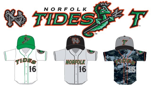 b52ed75dc Tides Unveil New Creative Identity. Tides introduce family of  nautical-themed logos