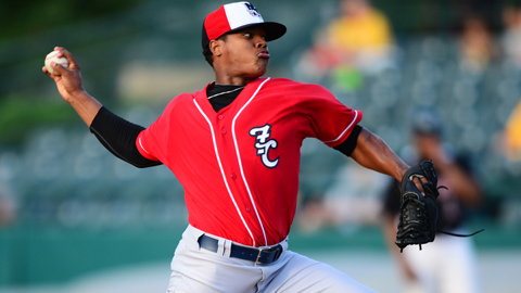 Marcus Stroman struck out 10.4 batters per nine innings in 2013.
