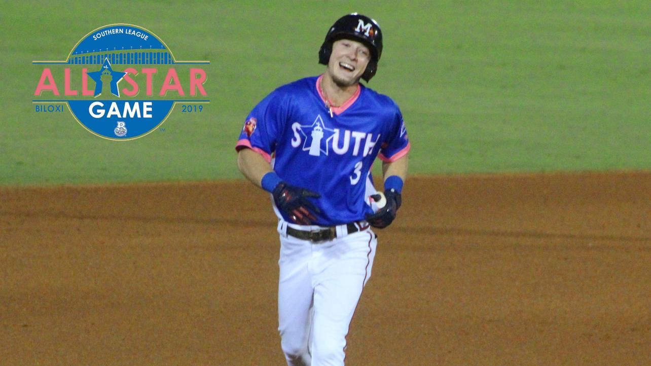 Waters hits All-Star Game's lone homer on Tuesday night