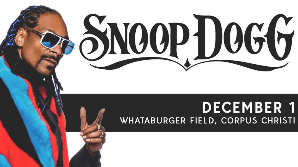 Snoop Dogg Tickets On Sale Now!