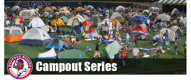 Bisons Family Campout