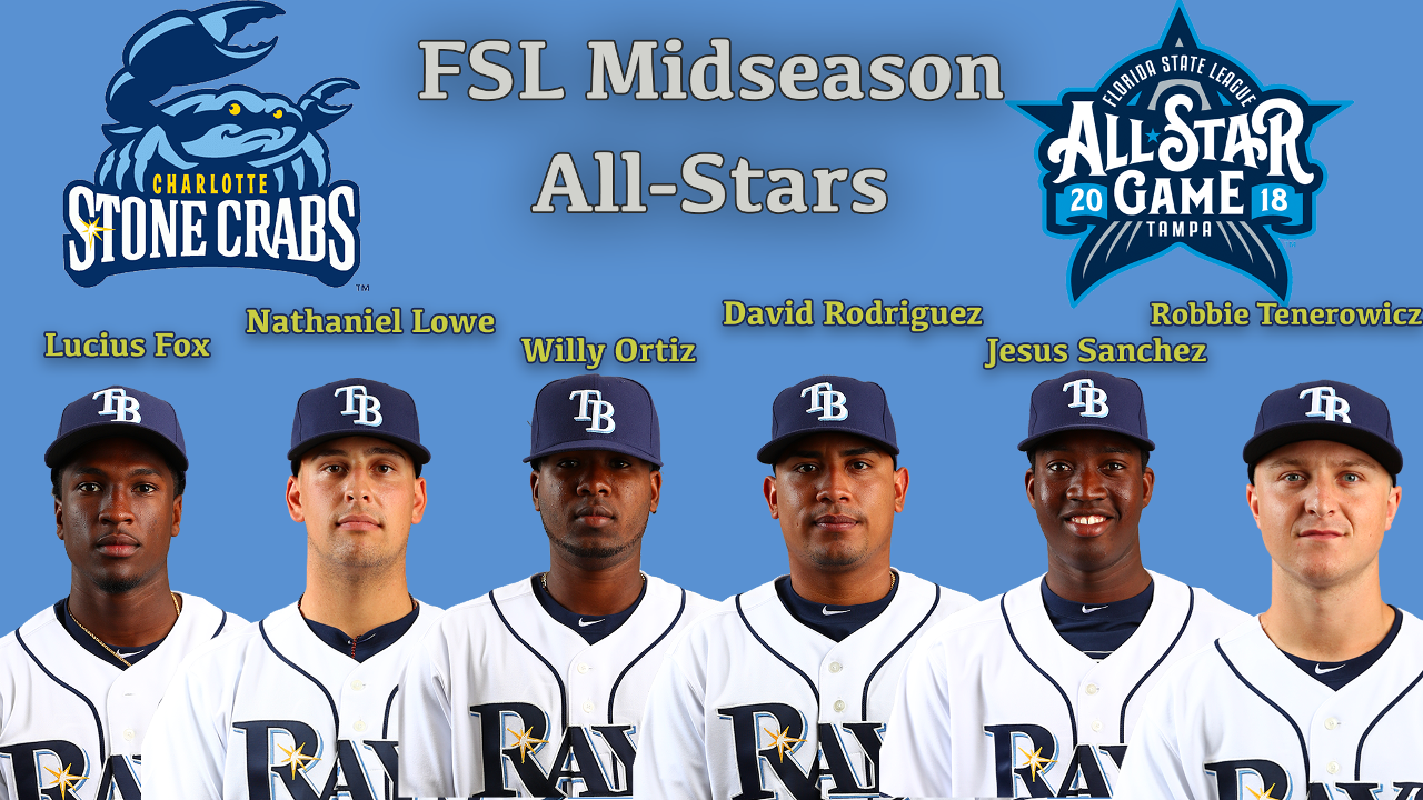 632869168c8 Six Stone Crabs named FSL All-Stars. Players to compete in Tampa on June 16