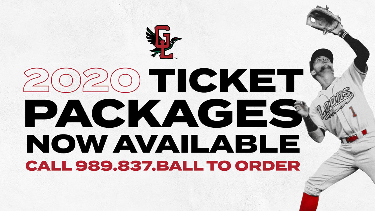 2020 Ticket Packages