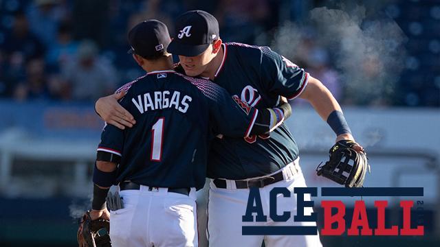 Smokin' Aces - Vamos Aces   Reno Aces News