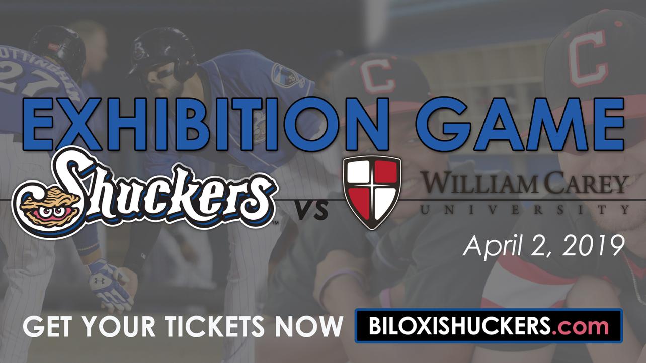 Shuckers, William Carey Exhibition Game Media Panel 2019