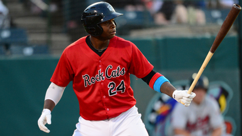 Miguel Sano has 88 homers in 372 Minor League games.