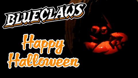 happy halloween blueclaws pumpkin stencil