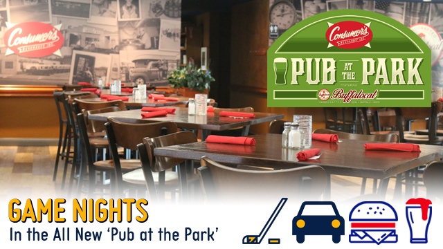 Game Nights in the all new Consumer s Pub at the Park at Coca-Cola ... e60fb02049bc