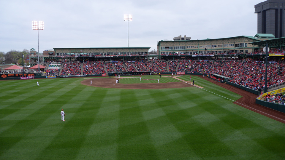 Hammons Field wins seventh straight Field of the Year Award