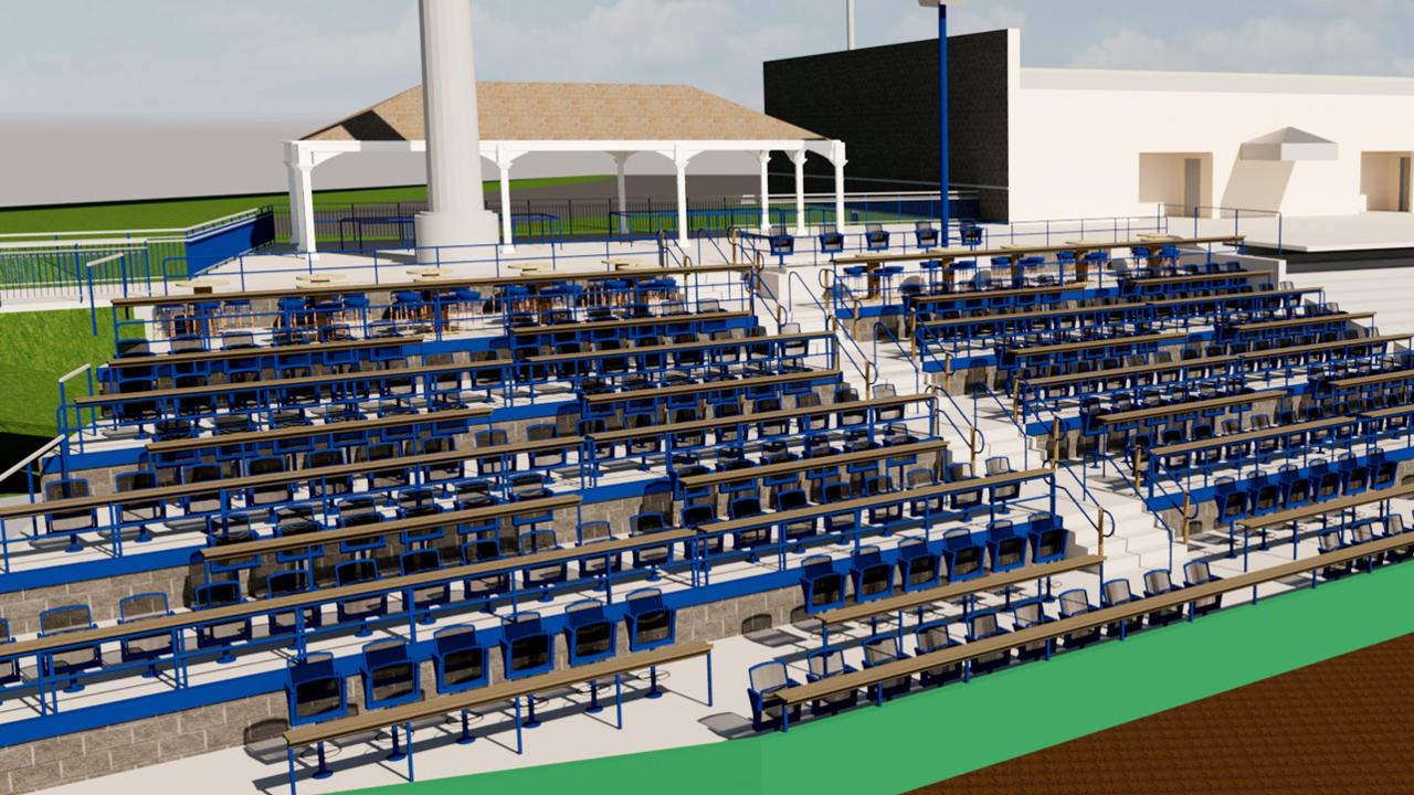 Blueclaws Revamp Enhance Picnic Areas Offerings Lakewood