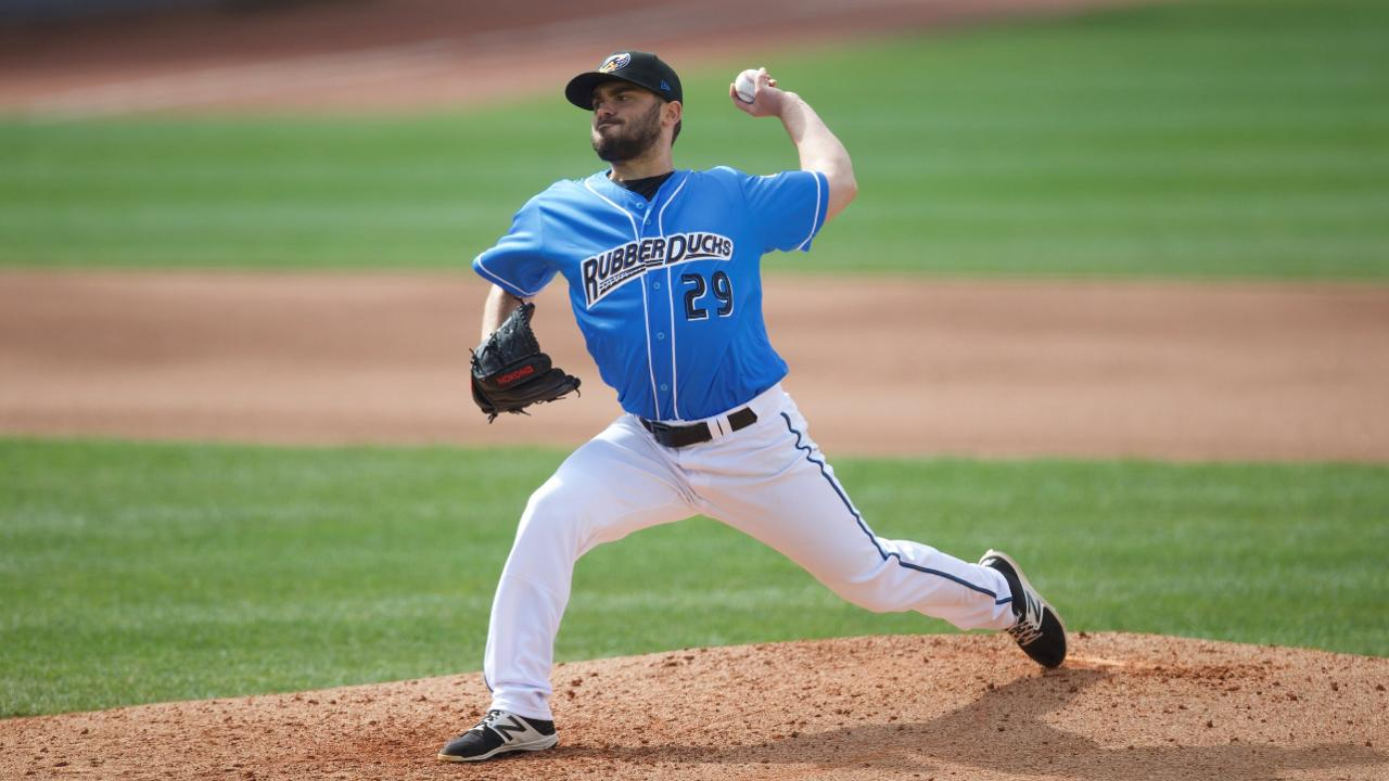 Rubberducks Finish Off Four Game Sweep Of Flying Squirrels 5 1