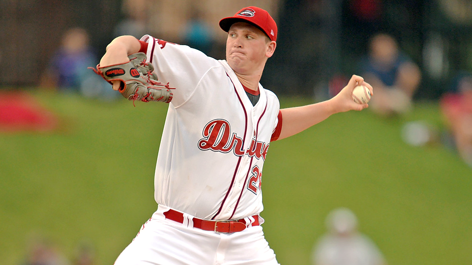 aggressive groome leads pitchers of the week milb com news
