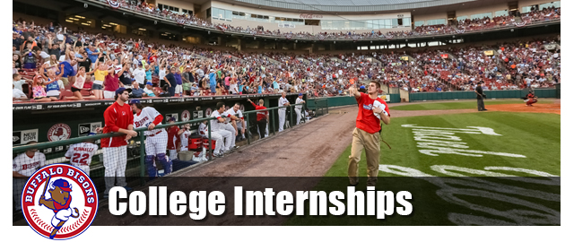 Buffalo Bisons Internships