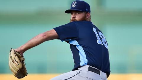 Cy Sneed was 10-6 with a 5.96 ERA in 26 games, including 18 starts, between Double-A Corpus Christi and Fresno last year.