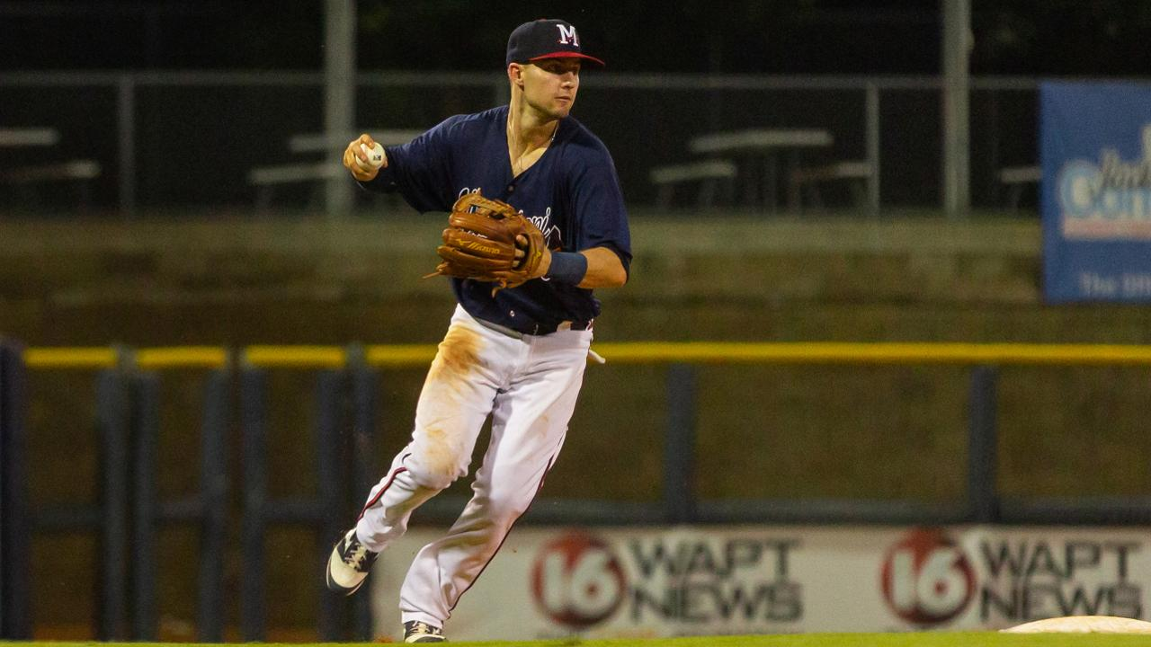 biloxi stops m-braves winning streak at four on monday night, 7-1