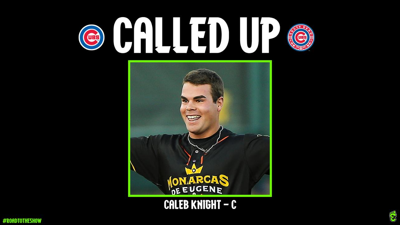 Knight Called Up To South Bend