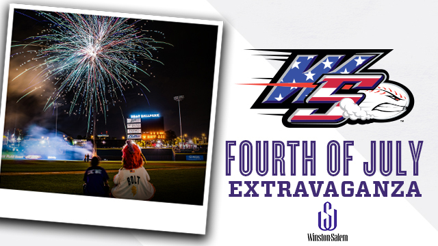 City of Winston-Salem, Dash to host annual Fourth of July