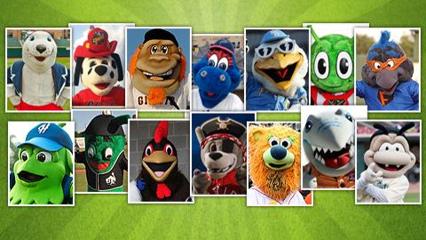 Fans can vote on MiLB.com and on Twitter by following @MiLB and tweeting #MascotMania.