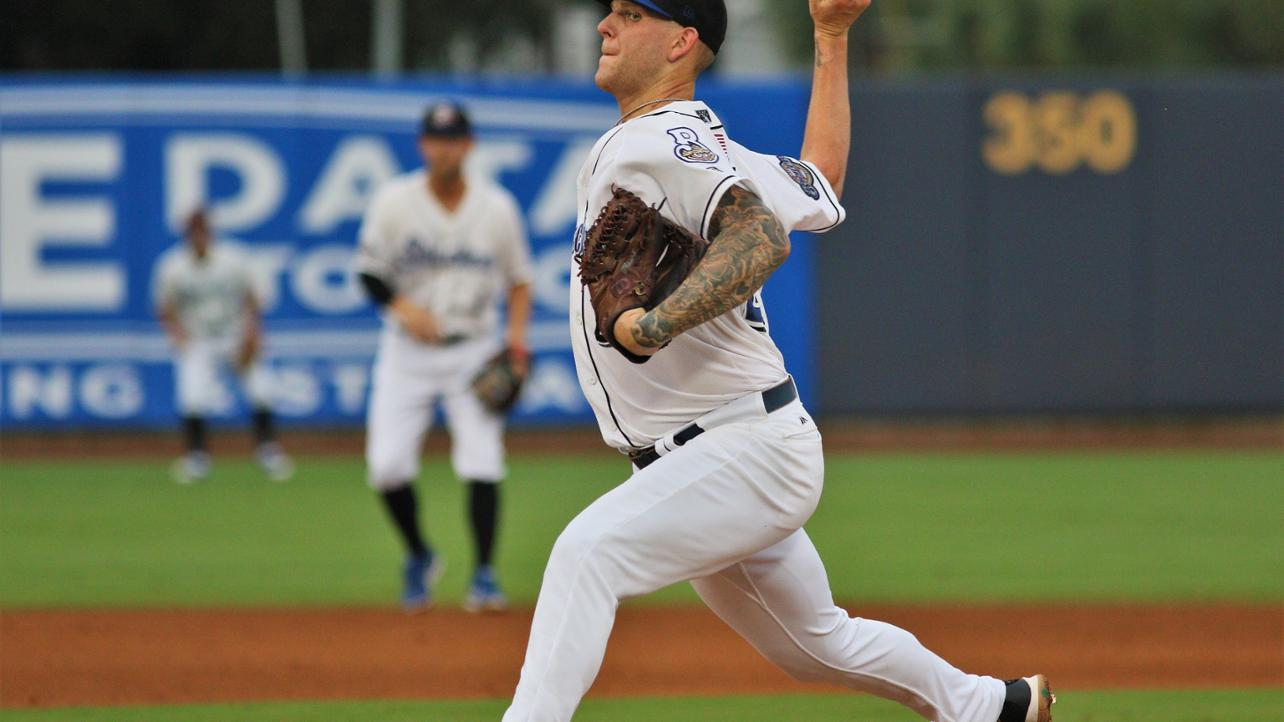 Shuckers Silenced in Game 3 By Generals