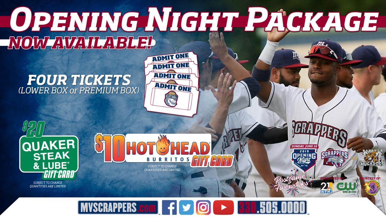 Opening Night Package