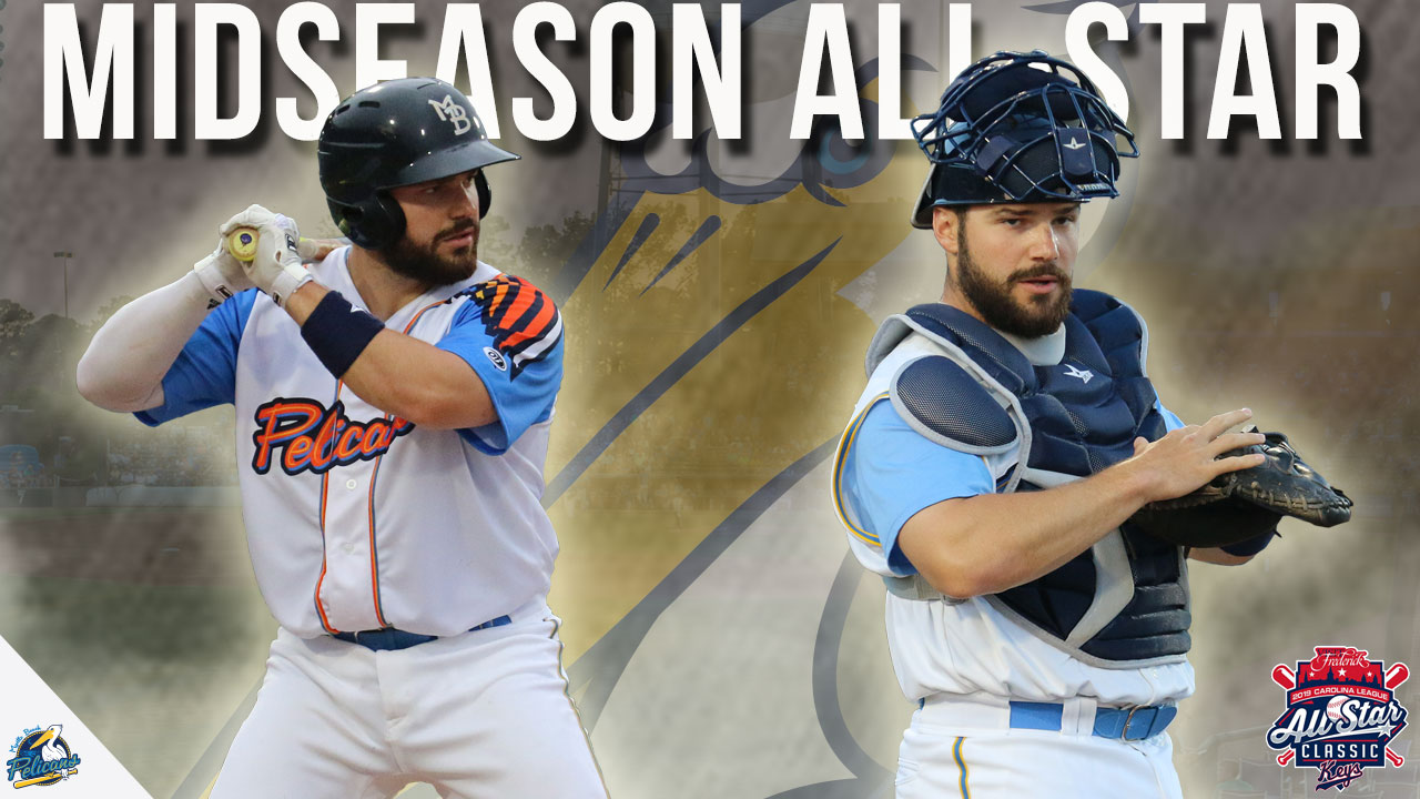 Tyler Payne added to Carolina League All-Star roster