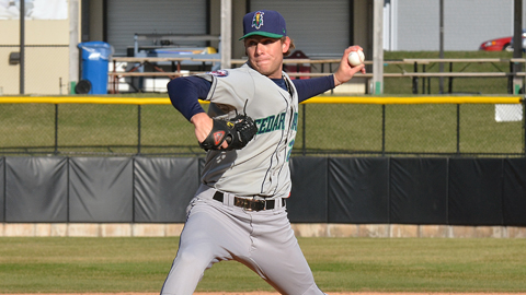 Brett Lee is 3-0 with a 1.47 ERA since the Midwest League All-Star break.