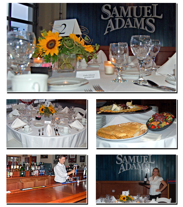 The Samuel Adams Bar & Grill