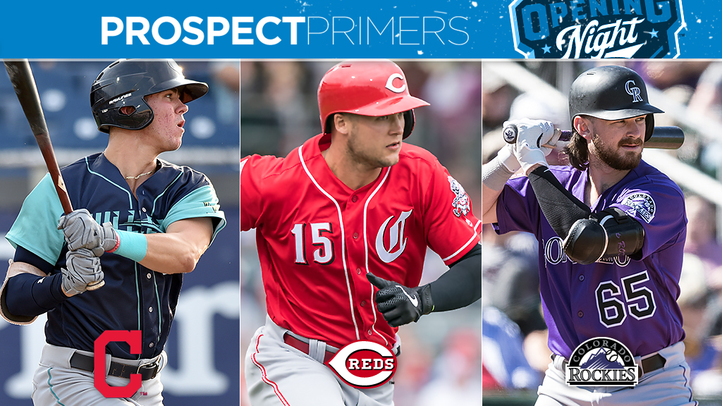 Spotlight swings toward Reds, Rockies, Indians