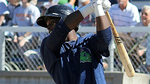 Miguel Sano led the Midwest League in homers and RBIs last year.
