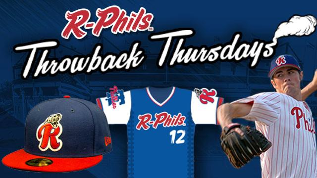 new concept fa54e 4c5b8 Fightins Introduce Boscov's Throwback Thursdays in Tribute ...