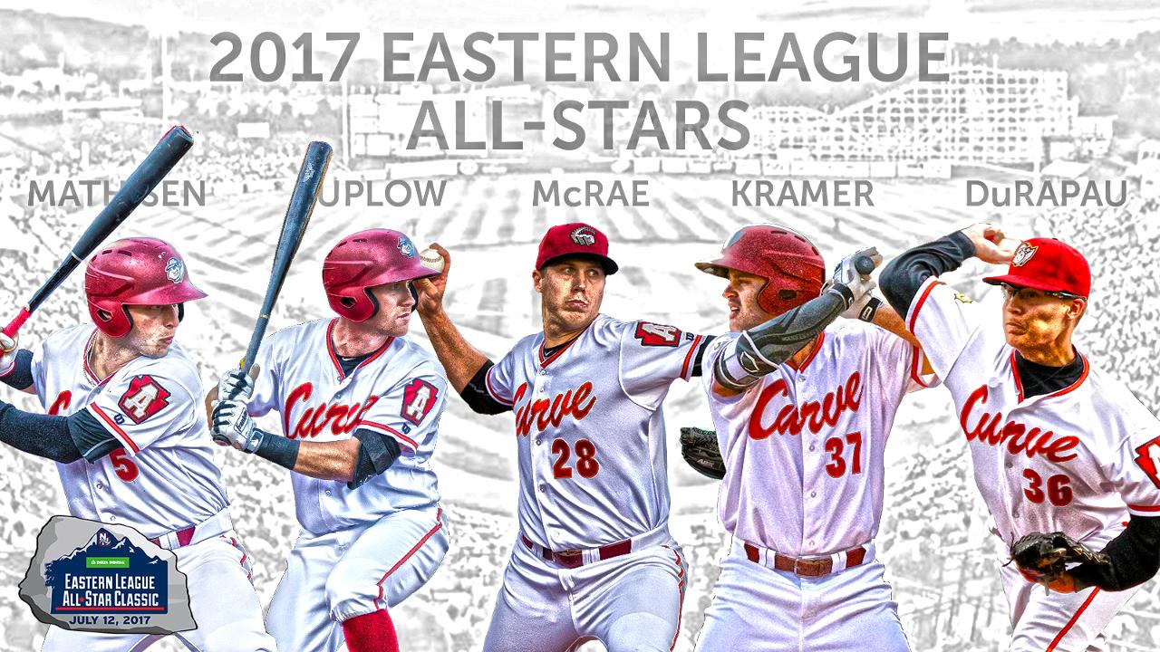 five curve players named eastern league all-stars | altoona curve news