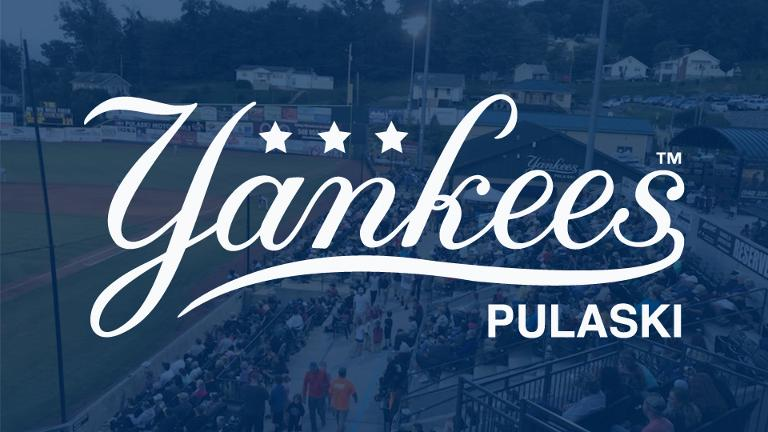 Pulaski Yankees set game times for 2019 season