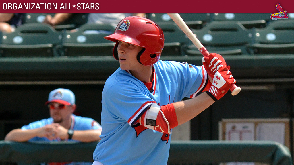Gorman storms his way onto Cardinals All-Stars