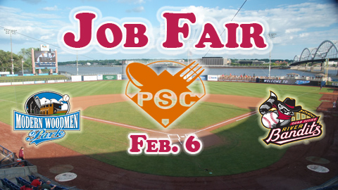 Apply and interview for great jobs in food and beverage at the ballpark from 5-8 p.m. Feb. 6.