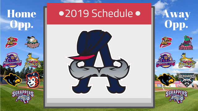 Auburn Doubledays Looking Forward to Spring with 2019 Schedule Release