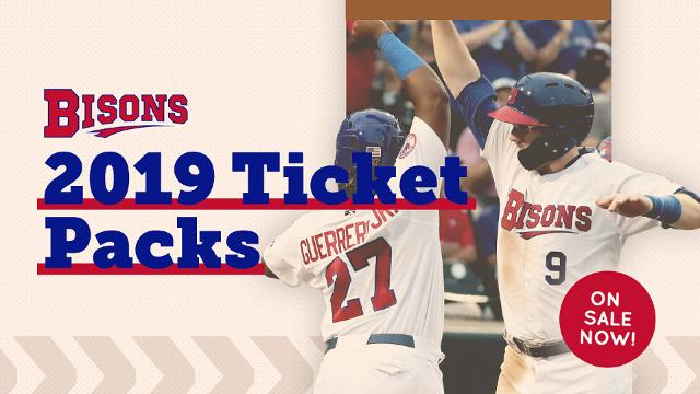 2019 Ticket Packages Now Available
