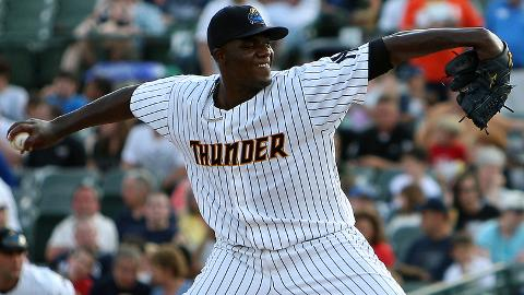 Michael Pineda threw 53 of his 78 pitches for strikes on Tuesday.