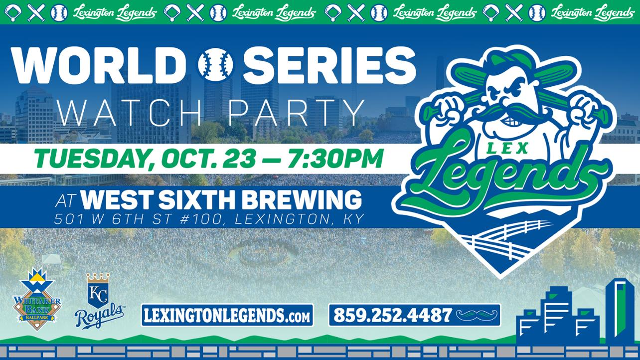 World Series Party