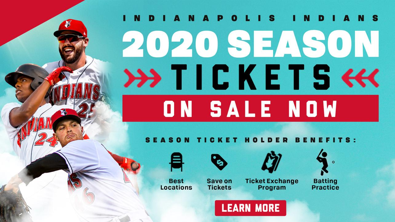 2020 Season Tickets on Sale