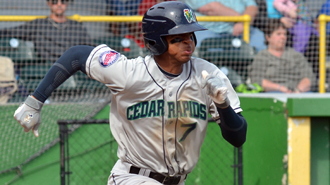 Byron Buxton, the second overall pick in 2012, is on the U.S. roster.