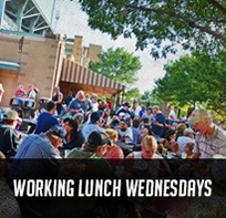 Working Lunch Wednesdays