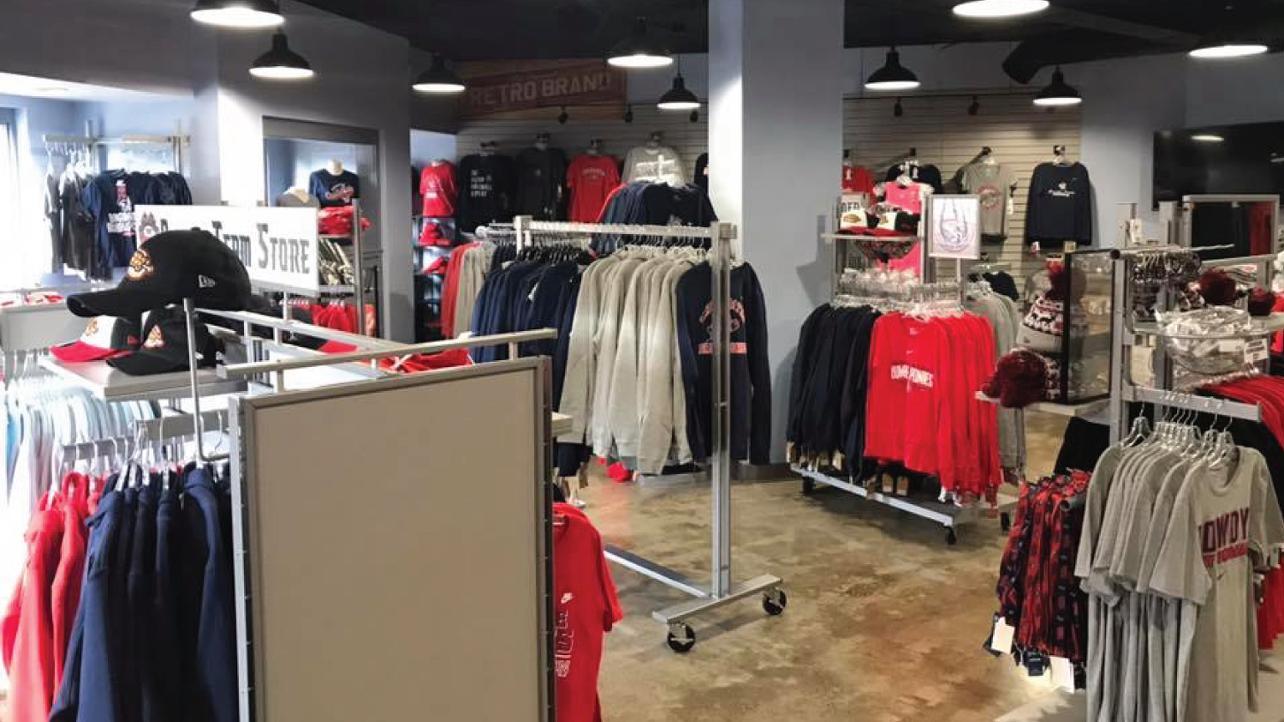 Team Store Open December 15, 10 AM - 4 PM