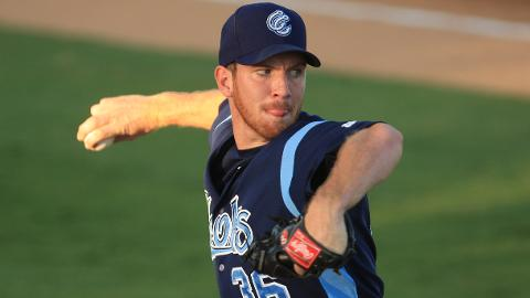 Matt Heidenreich finished the AFL with 18 strikeouts in 21 innings.