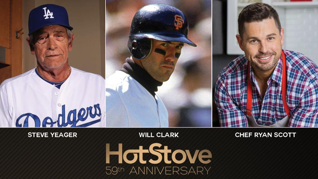 Trio of Hot Stove Speakers