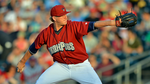 Ethan Martin is 7-1 over his past 10 Triple-A starts for Lehigh Valley.