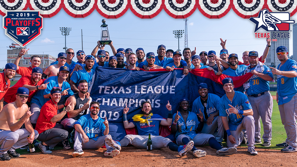 Sod Poodles cap inaugural season with title