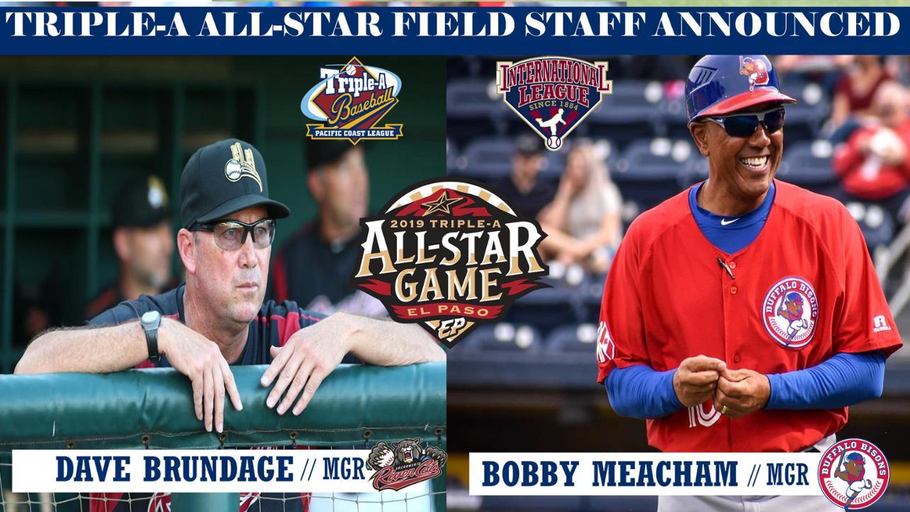 2019 Triple-A All-Star Field Staff Announced
