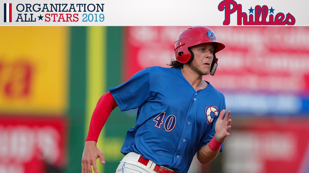 Phillies Organization All-Star Team Stocked with Threshers