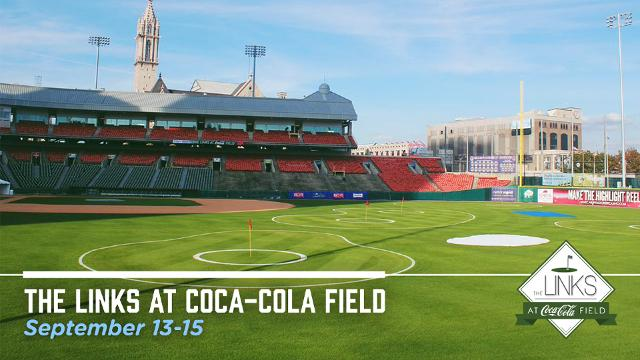 Tee Times Available As The Links At Coca Cola Field Is
